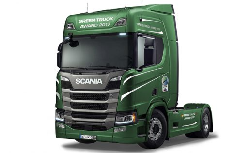 Scania R 450 4x2 tractor, Highline