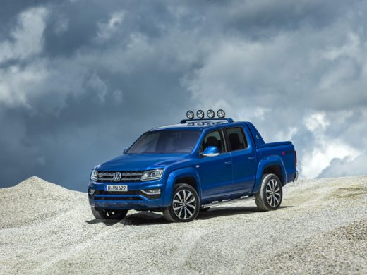 International Pickup Award 2018: VW Amarok po raz drugi zdobywcą tytułu