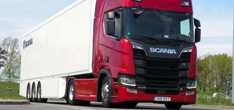 Scania: Pomruk legendy