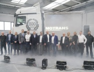 Mercedes-Benz: 800. Actros trafił do firmy Demotrans